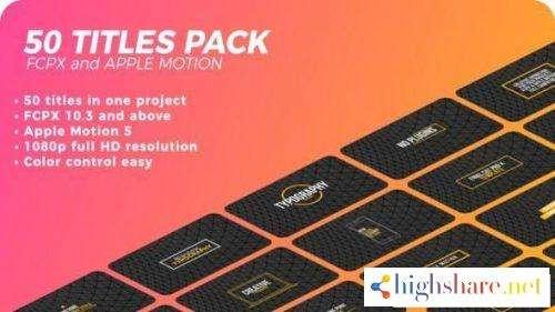 50 minimal titles fcpx or apple motion 5f4743f1179bb - 50 Minimal Titles | FCPX or Apple Motion