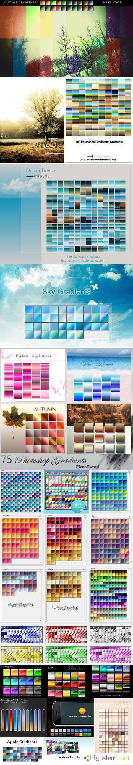 5000 photoshop gradients for designers 5f49f7cdb9b8c - 5000+ Photoshop Gradients for Designers