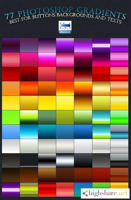 77 colorful photoshop gradients 5f49f7f60b2a1 - 77 Colorful Photoshop Gradients
