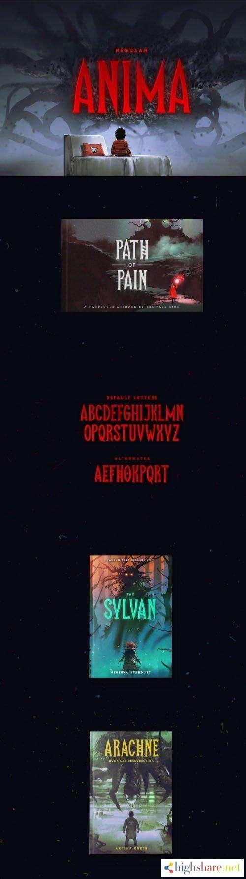 anima regular font 5f43b2a65834a - Anima Regular Font