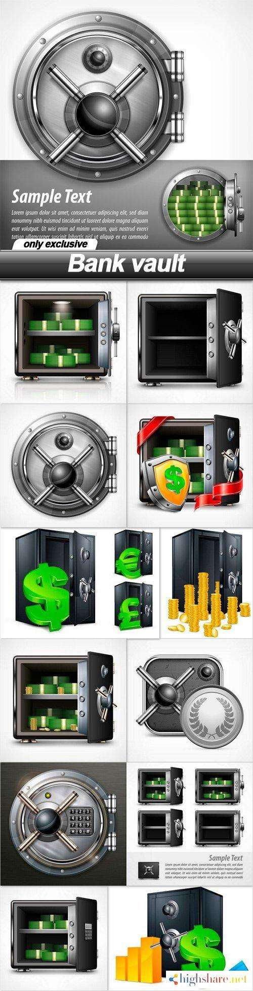 bank vault 13 eps 5f4211ef4723e - Bank vault - 13 EPS
