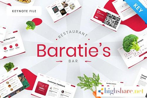 baraties restaurant keynote template 5f407d43cb78d - Baratie's Restaurant Keynote Template