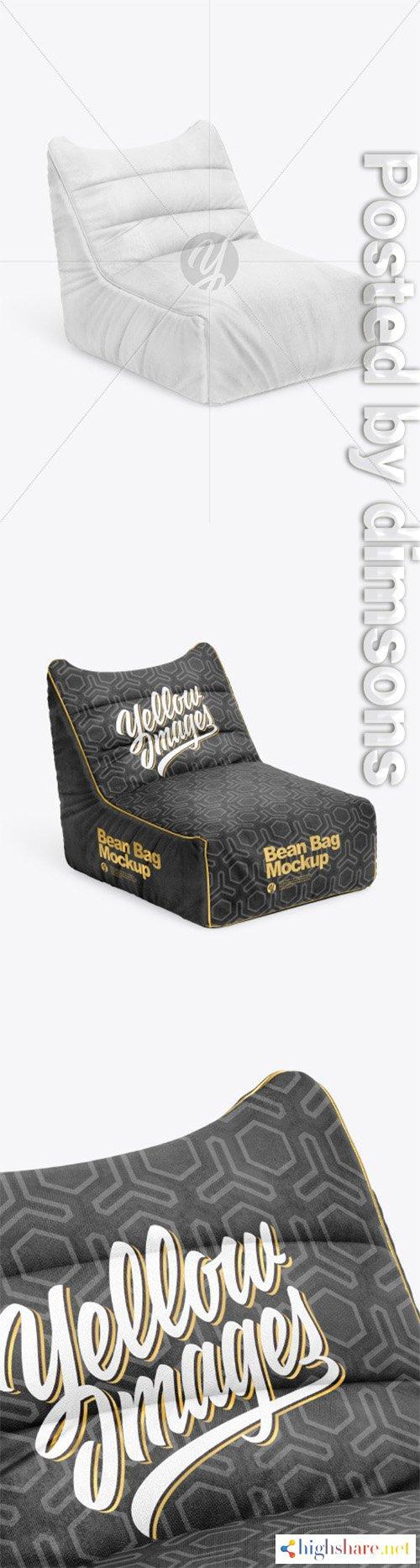 bean bag mockup 64454 5f40b76431ba7 - Bean Bag Mockup 64454