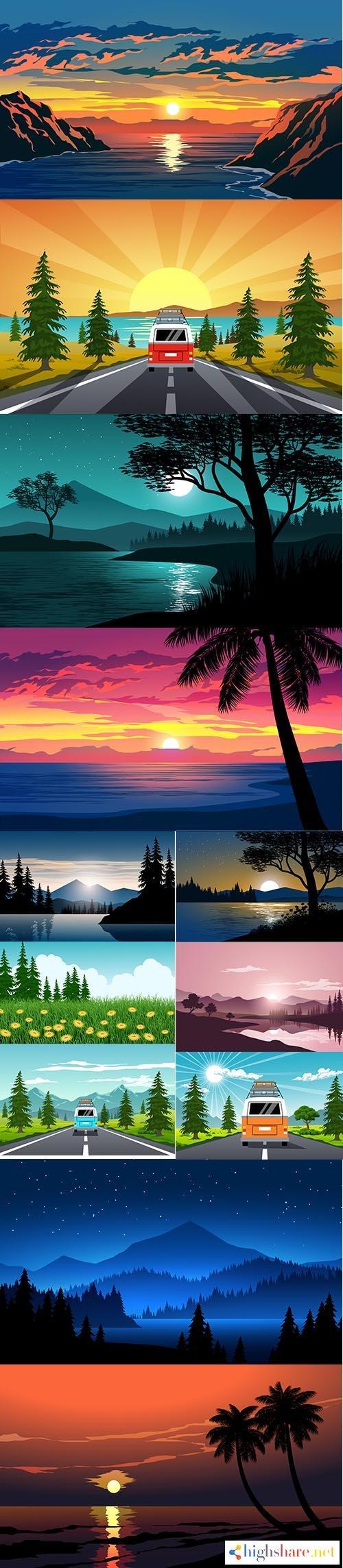 beautiful nature background set 5f409d2c6d048 - Beautiful Nature Background Set