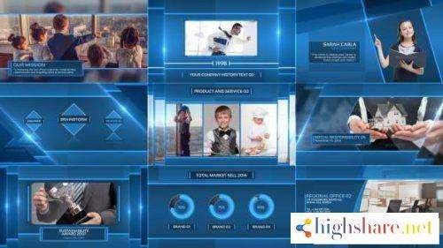clean corporate presentation 16457583 videohive 5f4795e861a69 - Clean Corporate Presentation 16457583 Videohive