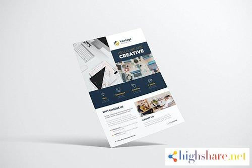 clean creative business design with blue color 5f40997242ffc - Clean Creative Business Design with Blue Color