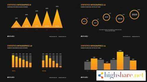 company infographics presentation 26117287 videohive 5f479af4dcab5 - Company Infographics Presentation 26117287 Videohive