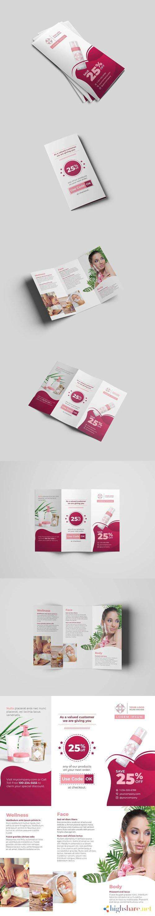 cosmetic and beauty tri fold templates 5f41f0b3c5aab - Cosmetic and Beauty Tri-Fold Templates