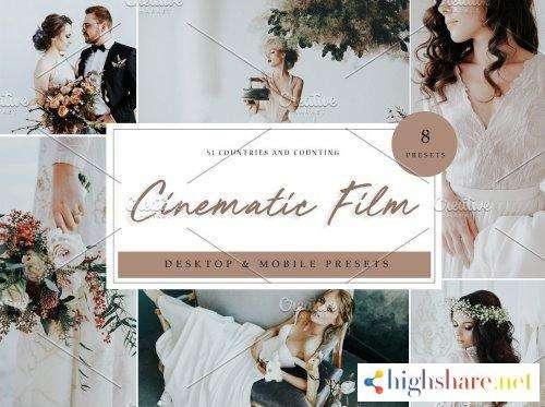 creativemarket lightroom presets cinematic film 5039649 5f49c5cda9d04 - CreativeMarket - Lightroom Presets // Cinematic Film 5039649