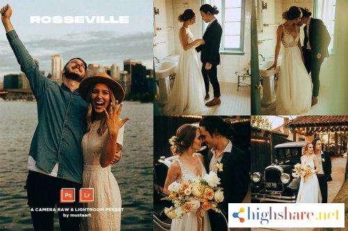 creativemarket rosseville natural light wedding 4987744 5f49c533a146b - CreativeMarket - Rosseville - Natural Light Wedding 4987744