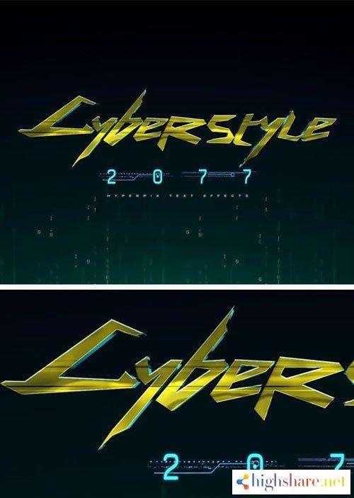 cyberpunk 2077 photoshop text effect 5f49c2aeb5e0b - Cyberpunk 2077 Photoshop Text Effect