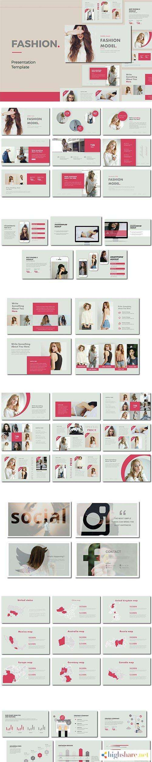 fashion powerpoint and google sliders template 5f4340efd2efa - FASHION - Powerpoint and Google Sliders Template