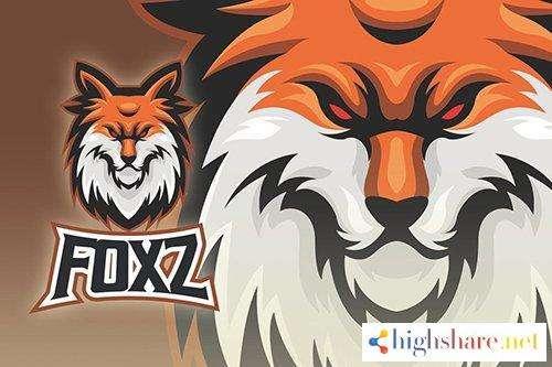 fox head esport logo 5f430cdb2c04b - Fox Head Esport Logo