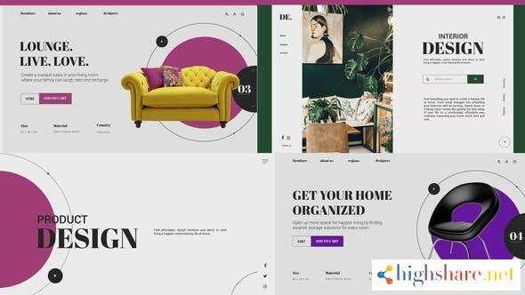 furniture catalog 26612548 videohive 5f4b4360cdd1d - Furniture Catalog 26612548 Videohive