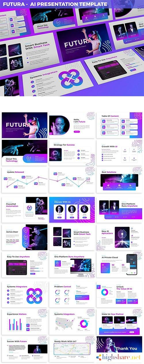 futura ai presentation template 5f3b9bd62bc3e - Futura - AI Presentation Template