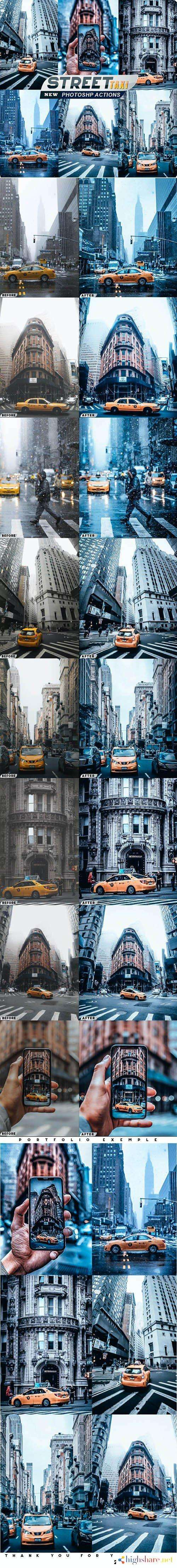 graphicriver street taxi photoshop actions 26717348 5f44eeb838120 - GraphicRiver - Street Taxi Photoshop Actions 26717348