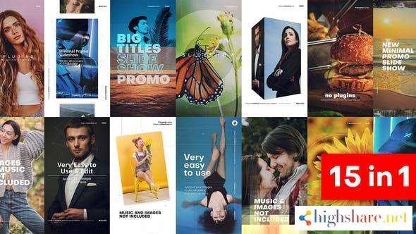 instagram story slideshow pack 27504760 videohive 5f4b43b262a21 - Instagram Story Slideshow Pack 27504760 Videohive