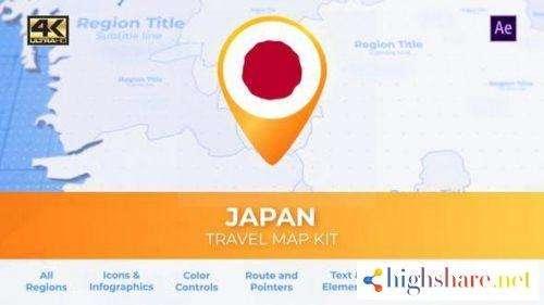 japan map japan travel map 27933485 videohive 5f47482153dfd - Japan Map Japan Travel Map 27933485 Videohive