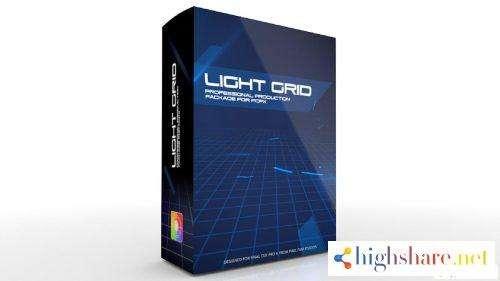 light grid futuristic theme for final cut pro x pixel film studios 5f466c70114f4 - Light Grid - Futuristic Theme for Final Cut Pro X - Pixel Film Studios