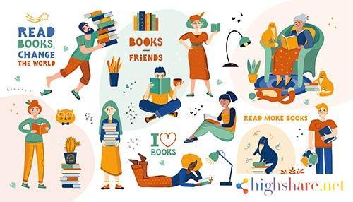 literary fans people 5f400084ed503 - Literary Fans People