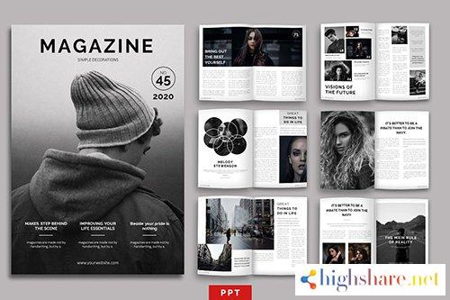 magazine layout powerpoint template 5f3b9bf60fe7e - Magazine Layout Powerpoint Template
