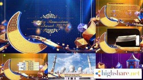 ramadan eid broadcast package opener 26134921 videohive 5f47792a3784b - Ramadan_Eid_ Broadcast Package / Opener 26134921 Videohive