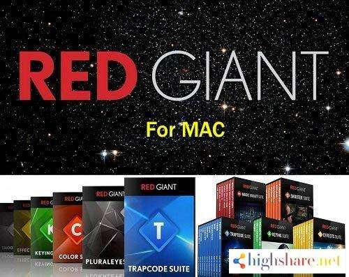red giant complete suite 2019 for adobe updated 30 07 2019 macos 7 43 gb 5f4920972a86f - Red Giant Complete Suite 2019 for Adobe (Updated 30.07.2019) MacOS | 7.43 Gb