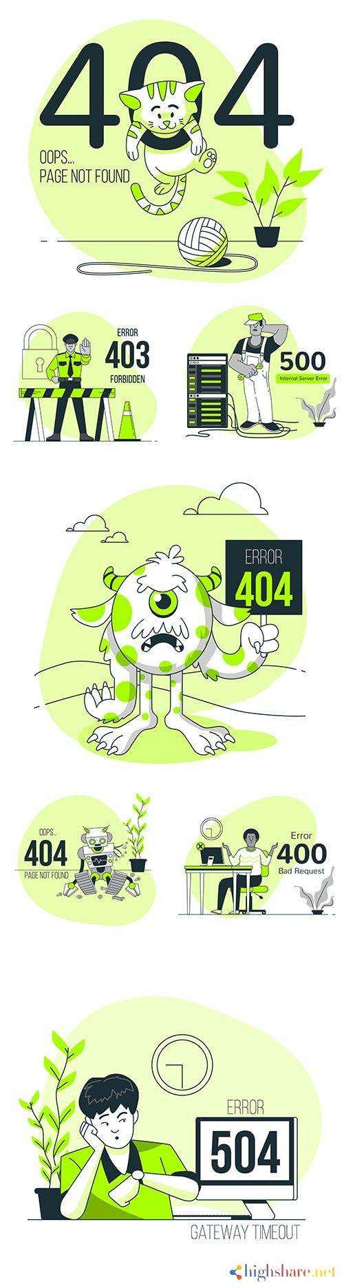 sorry no page and error code found by concept illustration 3 5f428185ad1f0 - Sorry, no page and error code found by concept illustration 3