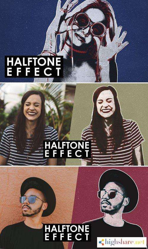 stunning halftone effects patterns for photoshop 5f4a0ea87a8e1 - Stunning Halftone Effects Patterns for Photoshop