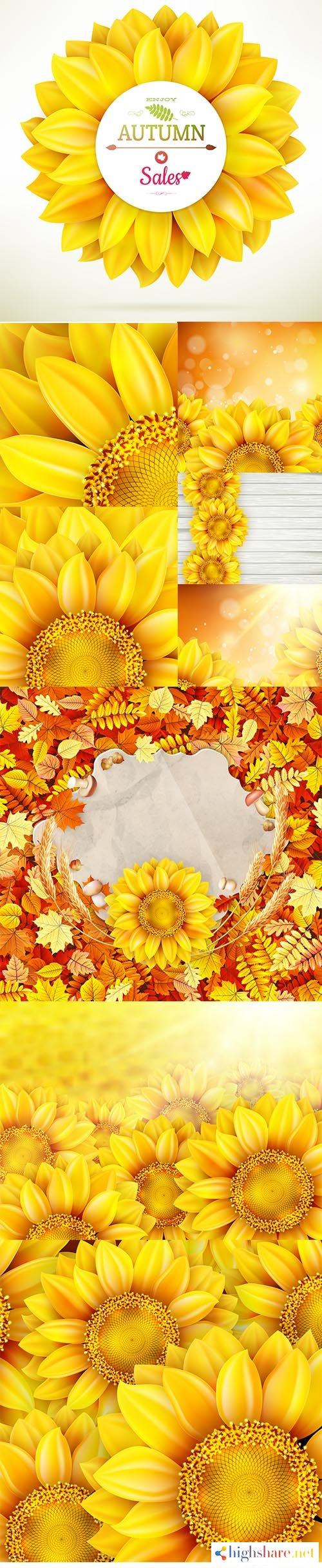 sunflower high quality illustration 5f409db61d800 - Sunflower High Quality Illustration