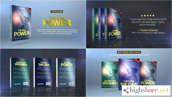 the trilogy book 23697405 videohive 5f4b4403d4ea0 - The Trilogy Book 23697405 Videohive