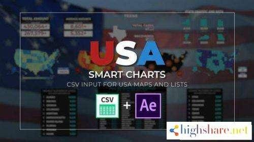 usa smart charts data driven infographics 26298475 videohive 5f479b0f8cf3d - USA Smart Charts Data-Driven Infographics 26298475 Videohive