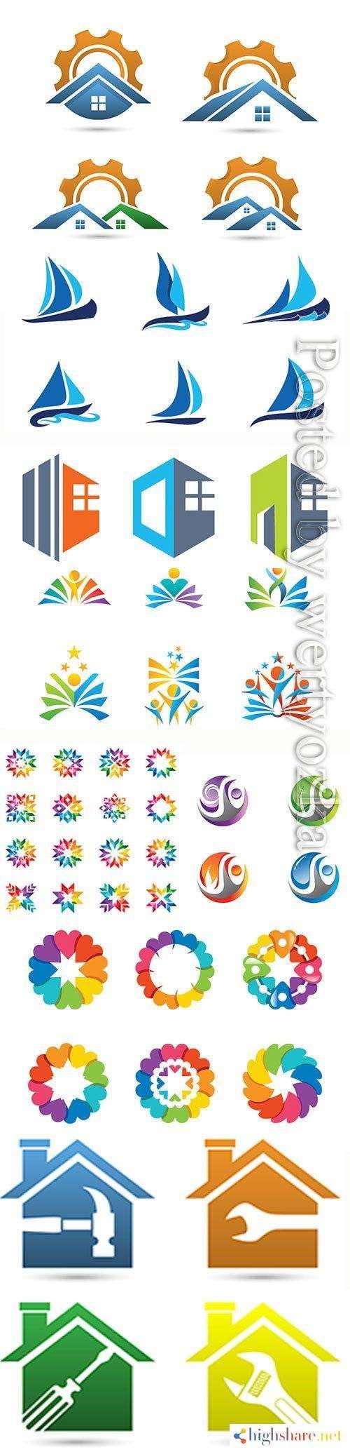 vector modern logo design template 5f430bfc39920 - Vector modern logo design template