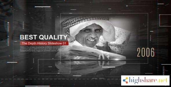 the depth history slideshow 21540616 videohive 5f57639e2ae8c - The Depth History Slideshow 21540616 Videohive