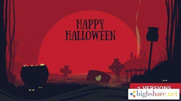 halloween intro 24641368 videohive 5f9bad22e18b7 - Halloween Intro 24641368 Videohive