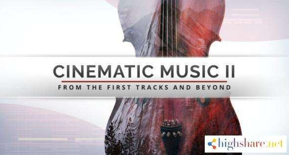 cinematic music ii from the first tracks and beyond evenant 600d02fb08119 - Cinematic Music II: From The First Tracks and Beyond - Evenant
