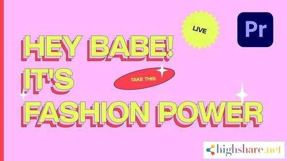 fashion event promo 29786788 videohive 600e3723e183e - Fashion Event Promo 29786788 Videohive
