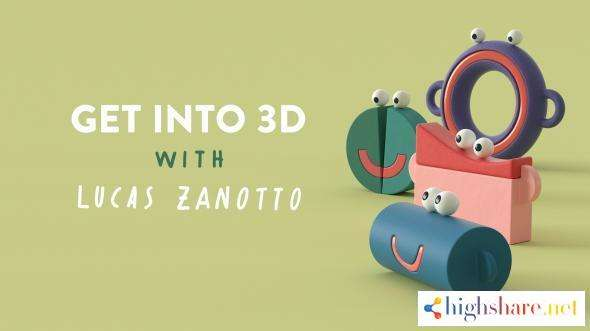 get into 3d with lucas zanotto motion design school 600d03223acf9 - Get into 3D with Lucas Zanotto - Motion Design School