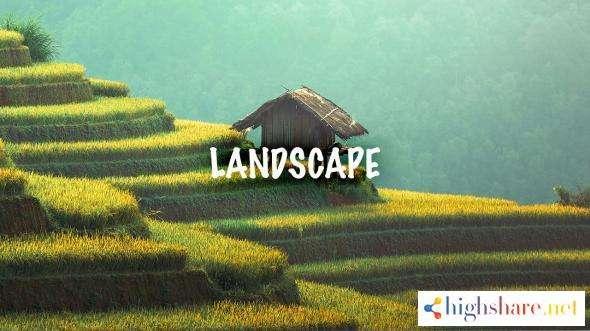 landscape creative lut presets 600e2fcf1cea3 - Landscape Creative LUT presets