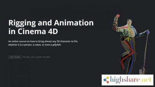 rigging and animation in cinema 4d motion design school 600d03bf50ff5 - Rigging and Animation in Cinema 4D - Motion Design School
