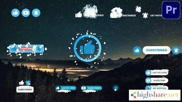 social media snow subscribers premiere pro mogrt 29436957 videohive 600e366121648 - Social Media Snow Subscribers   Premiere Pro MOGRT 29436957 Videohive