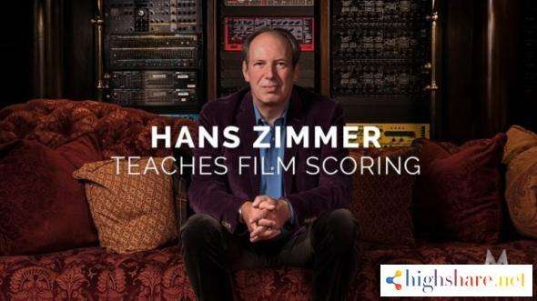 hans zimmer teaches film scoring masterclass 601da8032b0f4 - Hans Zimmer Teaches Film Scoring - Masterclass