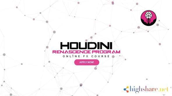 houdini renascence program vol 1 the vfx school 601da7dc32c1e - Houdini Renascence Program Vol 1 - The VFX School