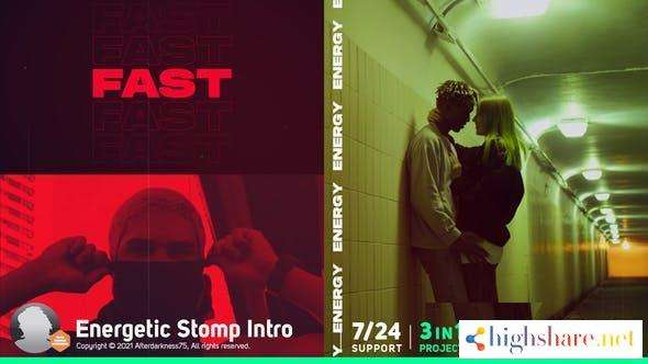 stomp intro 29060190 videohive 602a0d96b461a - Stomp Intro 29060190 Videohive