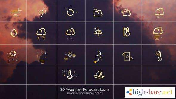 weather forecasts 27038087 videohive 606013ed6dbfe - Weather Forecasts 27038087 Videohive
