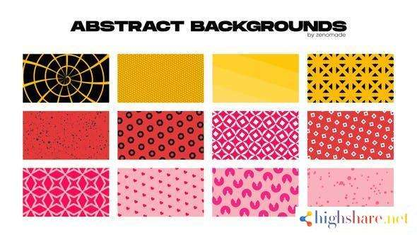 abstract backgrounds pack 31434396 videohive 606a9fedc3d50 - Abstract Backgrounds Pack 31434396 Videohive