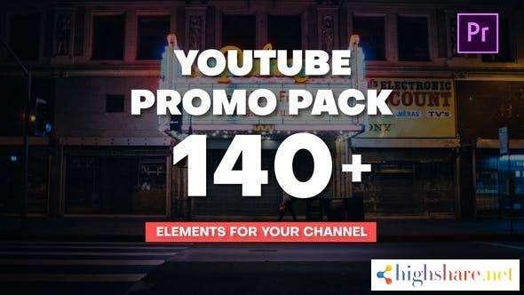 youtube promo pack mogrt 28530663 videohive 607056c26fe13 - YouTube Promo Pack Mogrt 28530663 Videohive