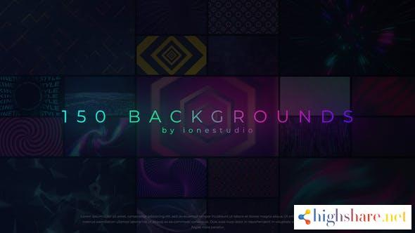 150 loop backgrounds 31993643 videohive 60ac8aec8310d - 150 Loop Backgrounds 31993643 Videohive