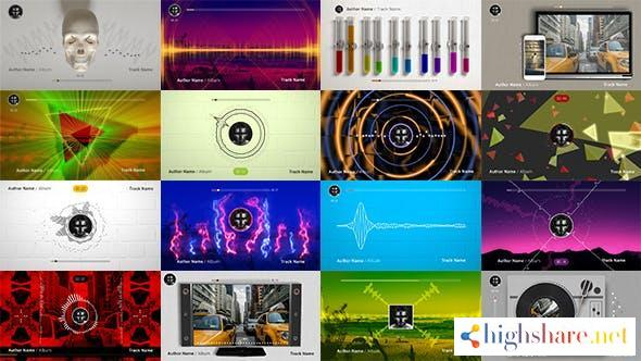 50 audio spectrum music visualizers 19627228 videohive 60a4a213c67a6 - 50 Audio Spectrum Music Visualizers 19627228 Videohive