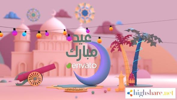 eid greeting 31981336 videohive 60b1d0ec9a905 - Eid greeting 31981336 Videohive